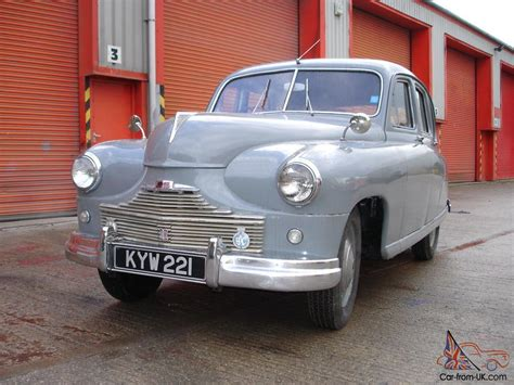 phase one for sale standard vanguard phase 1 beetle back classic car 1950