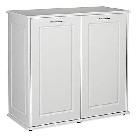 tilt out her cabinet household essentials 174 tilt out laundry sorter cabinet