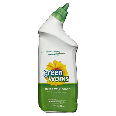 where can i buy the works bathroom cleaner buy the clorox 00451 green works toilet bowl cleaner 24