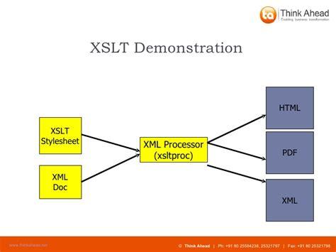 xml xslt pdf tutorial xml xslt