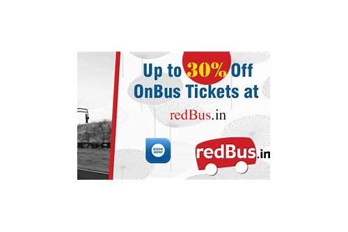 bus coupons redbus