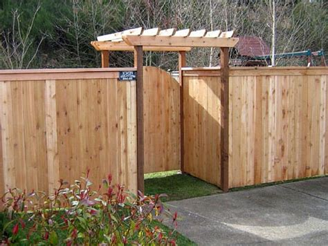 driveway wood fence gate design ideas easy fence ideas