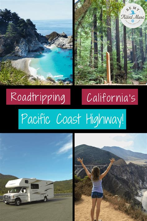 Pch Road Trip Itinerary - the perfect pacific coast highway road trip itinerary
