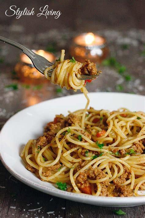 best spag bol recipe best 25 spaghetti bolognese ideas on