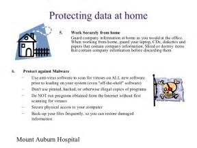 information security awareness by mount auburn