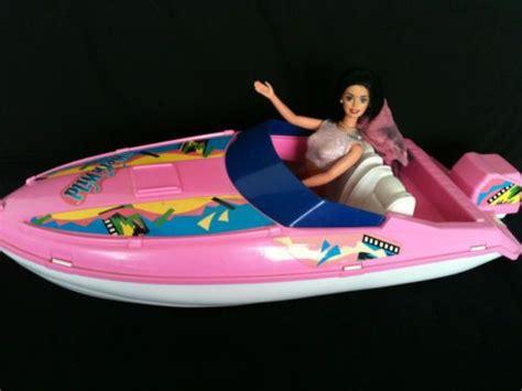 barbie boat ebay vintage 1990s barbie speed boat ebay i m a barbie girl