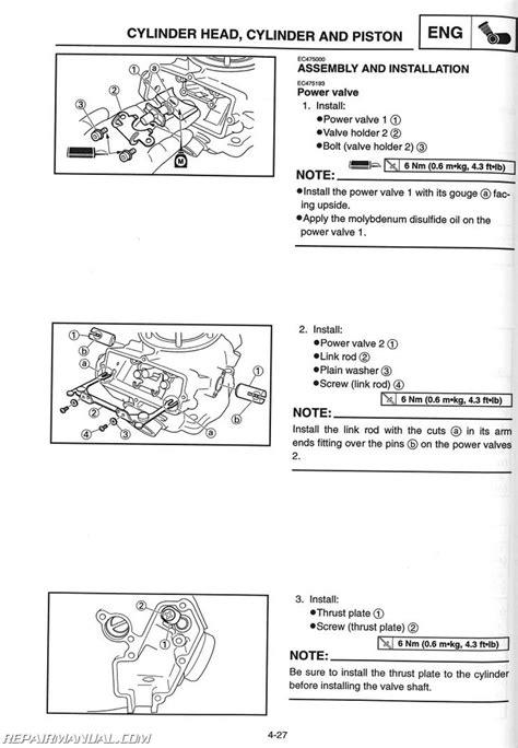 94 yz 250 wiring diagrams repair wiring scheme