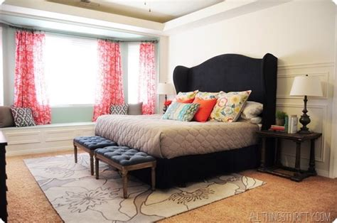 Diy Size Headboard by Diy Wingback Headboard Tutorial With Free Pattern