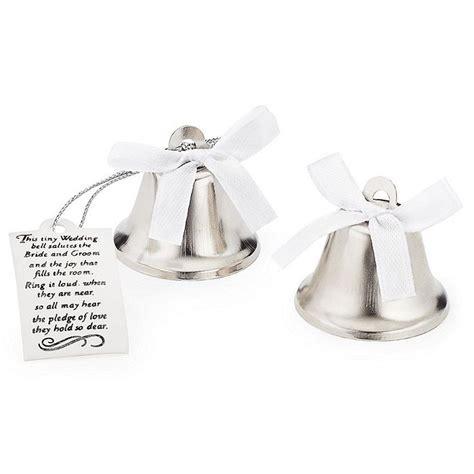 Wedding Bell Favors Poem by Mini Wedding Bell Favors Wedding Ideas