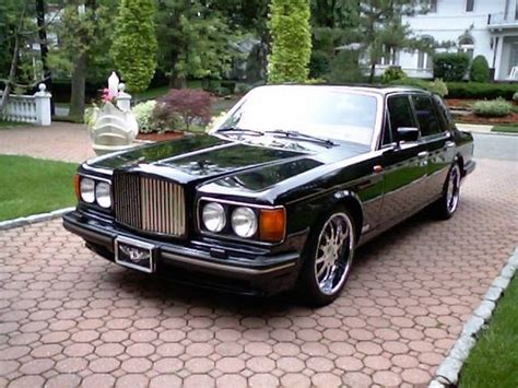 bentley turbo r history photos on better parts ltd
