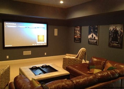 home theater seating ideas media room seating options