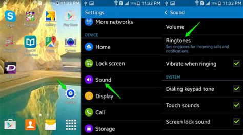 tips to change the notification sounds on android
