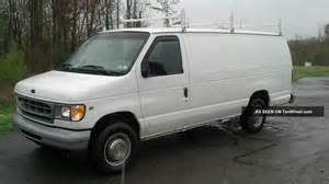1999 Ford Econoline 1999 Ford E 250 Econoline Base Extended Cargo 2