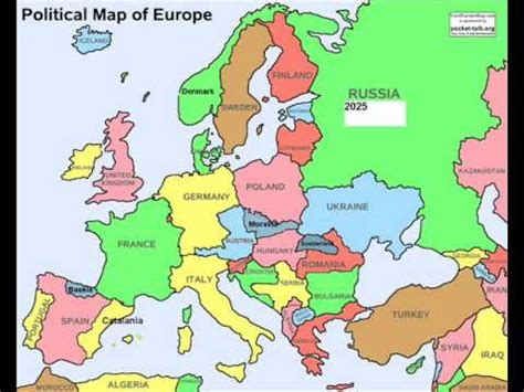 europe map now future map of new europe