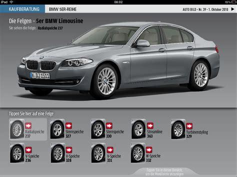 Auto Bild Magazin by Auto Bild App So Sehen Multimediale Magazine Aus
