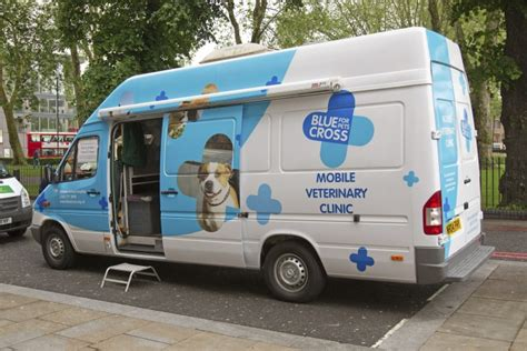 mobile clinic blue cross hackney mobile clinic vet clinic in hackney
