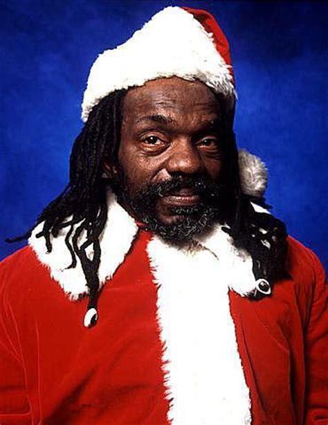 black santa claus black santa claus santa 4 reals