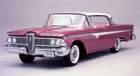 Edsel Ford ford edsel tomorrow started