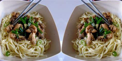 buat mie ayam sendiri resep mie ayam sehat lezat dream co id