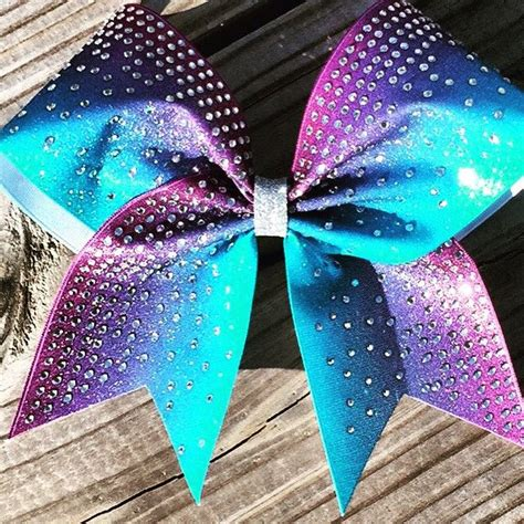 25 best ideas about cheer bows on cheerleading bows bows and cheer