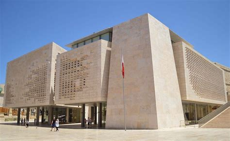Design Firm Names by Parliament House Malta Wikipedia