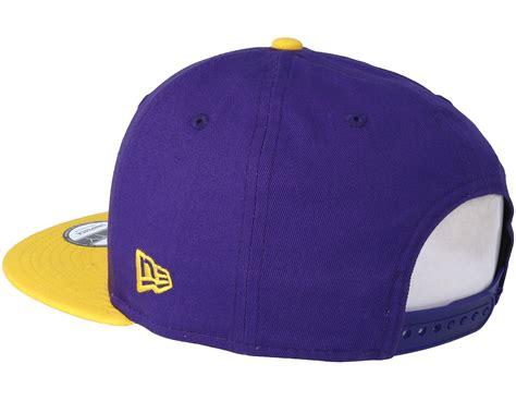 Topi Los Angeles Lakers New 1 los angeles lakers 9fifty purple snapback new era caps hatstore no