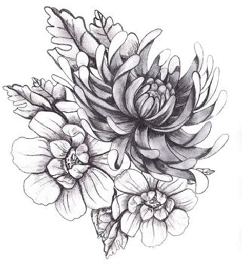 november birth flower tattoo chrysanthemum tattoos best 25 chrysanthemum tattoo ideas on pinterest