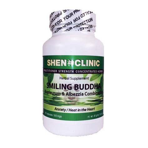 Herbal Shen Yao Smiling Buddha Herbs For Stress Drshen
