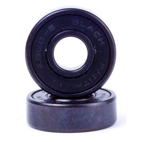 Bearing Panther shorty s black panther abec 5 skateboard bearings set of 8