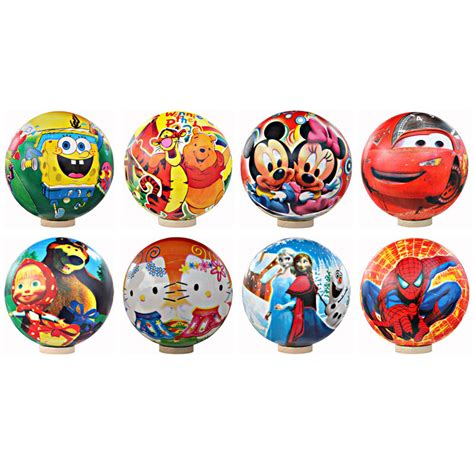 Mainan Bola Karet Mickey Mouse jual bola karet diameter 22 cm baby mickey dan minnie mouse mao cit 0025 noel shop