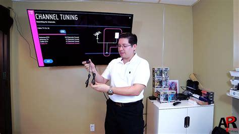 ez digital tv antenna lifier installation review