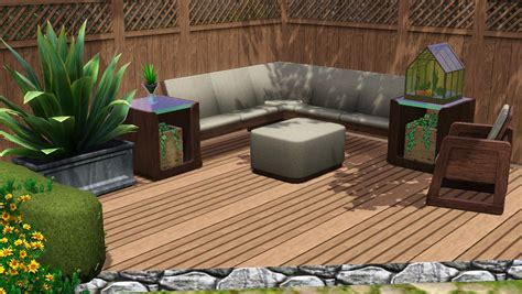 three backyards sims 3 backyard ideas outdoor furniture design and ideas