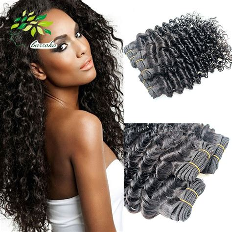 one inch curly hairstyles 4pcs lot malaysian curly hair weave 100 human hair