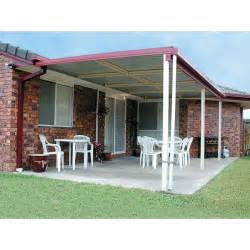 absco patio cover awning 3m x 6m colorbond cheap sheds