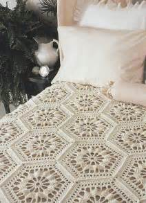 crochet coverlet pattern crochet bedspread crochet and knit