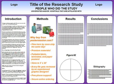 Poster Template 187 Research Poster Template 48x36 Poster Research Poster Template 48x36