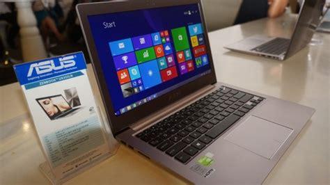 Laptop Asus Zenbook Ux303ln lebih dekat dengan asus zenbook ux303ln