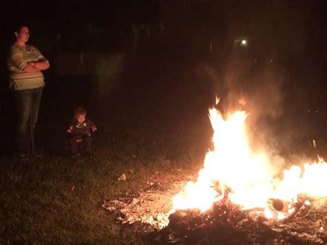backyard bonfire education stellar path