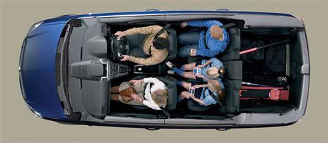 image gallery opel zafira luggage capacity