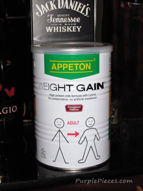 Appeton Height Gain are you underweight try appeton weight gain milk