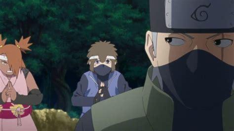 boruto houki profil ninja naruto mengungkap identitas teman boruto