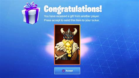 fortnite gifting new gifting system in fortnite how to gift skins in