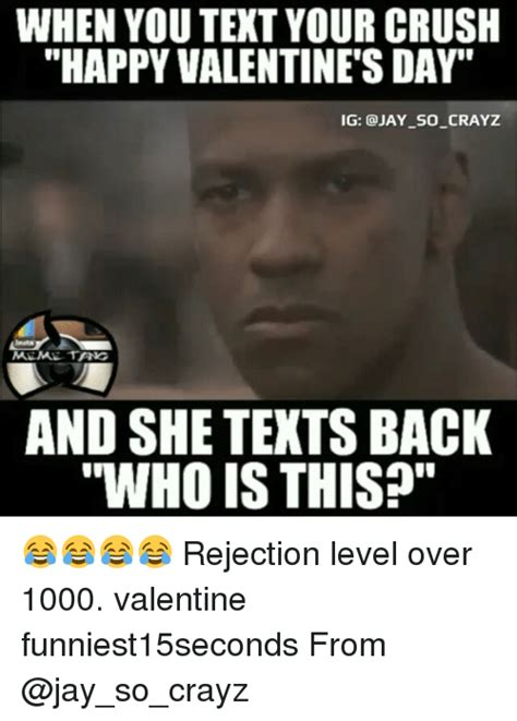 Happy Valentines Day Funny Meme - 25 best memes about crushing crushing memes