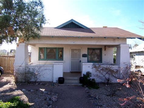 bungalow arizona no porches no decks all garage what the heck tucson