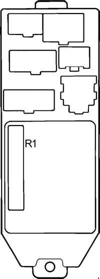 31 1988 Toyota Pickup Fuse Box Diagram - Wiring Diagram