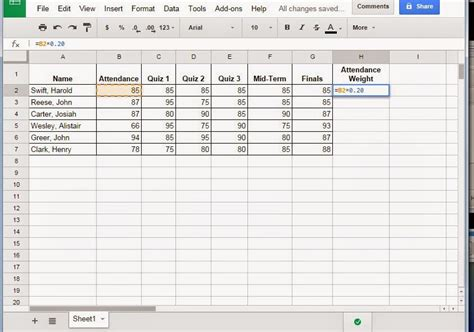 Spreadsheet Html by Technology For Teachers References In Spreadsheets