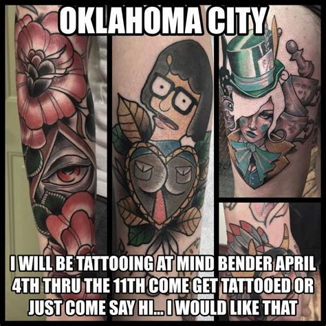 okc tattoo 100 shop okc tattoos stay true