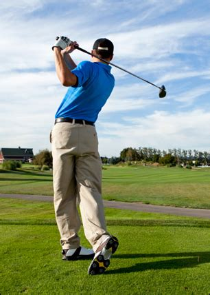 golf swing help can chiropractic help your golf