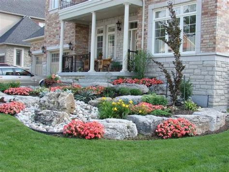 Landscaping Ideas For Front Yards 100 Landscaping Ideas For Front Yards And Backyards Planted Well