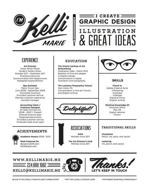 graphic design a concise 0500203474 graphic design i love how this resume is crisp and concise yet still visually appealing and
